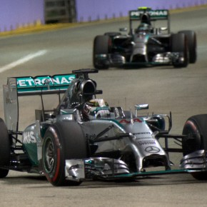 F1: Hamilton arrache le titre!