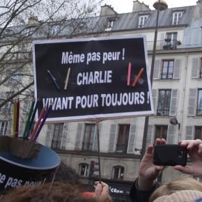 Paris, 11 Janvier 2015 : « Marchons, marchons… »