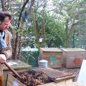 Le compost, nouvelle pratique urbaine?