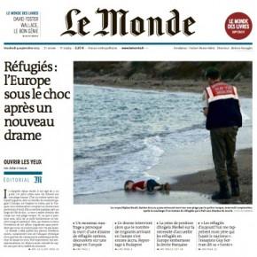 Aylan et les réfugiés chatouillent les médias