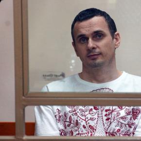 Oleg Sentsov, un cinéaste ukrainien en grève de la faim depuis sa cellule
